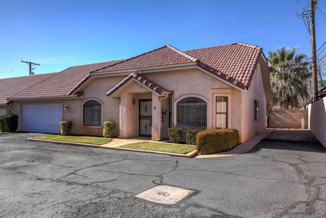 63 E 200 S #6 S, St George, UT 84770 (MLS #20-210117) :: Platinum Real Estate Professionals PLLC
