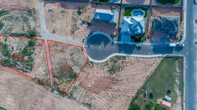 Lot #17 Loganberry Circle #17, St George, UT 84790 (MLS #20-210118) :: Red Stone Realty Team