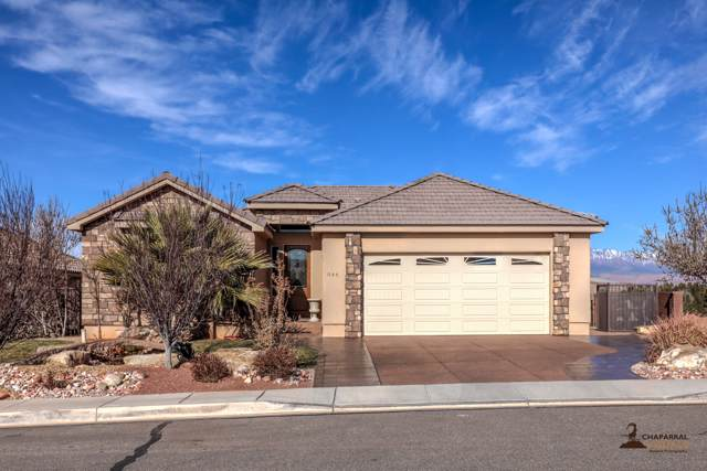 844 W Las Colinas Dr, St George, UT 84790 (MLS #20-210119) :: The Real Estate Collective