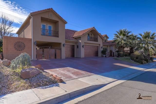 918 E Desert Shrub Dr, Washington, UT 84780 (MLS #20-210134) :: The Real Estate Collective