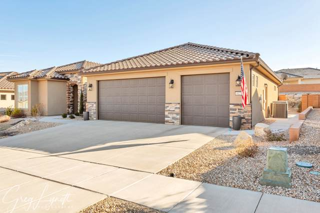 4127 S Figbird Dr, St George, UT 84790 (MLS #20-210137) :: The Real Estate Collective
