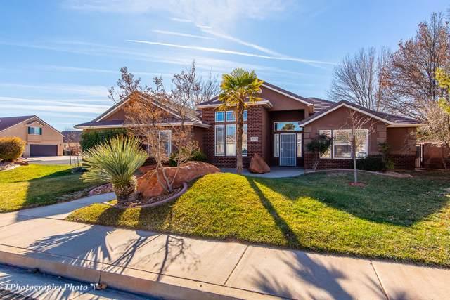 3747 W Nicholas, Santa Clara, UT 84765 (MLS #20-210140) :: Remax First Realty