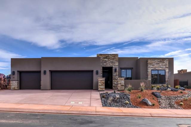 31 S 495 W Lot 2, Ivins, UT 84738 (MLS #20-210141) :: Red Stone Realty Team