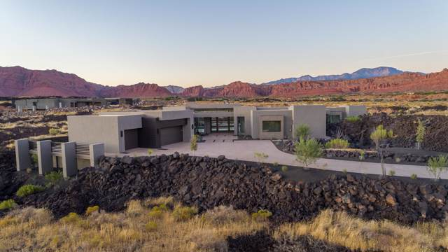 2455 N Tacheene Dr, St George, UT 84770 (MLS #20-210142) :: The Real Estate Collective