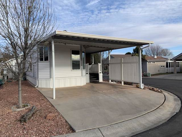 2990 E Riverside Dr #57, St George, UT 84790 (MLS #20-210160) :: Remax First Realty