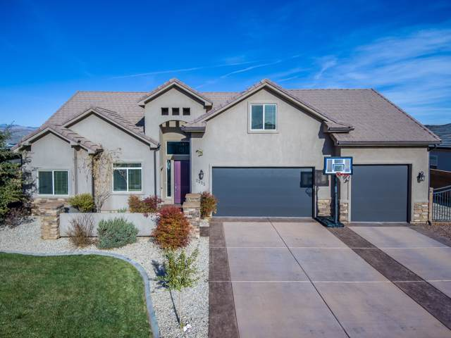 2525 S Dorothy St, Hurricane, UT 84737 (MLS #20-210161) :: The Real Estate Collective