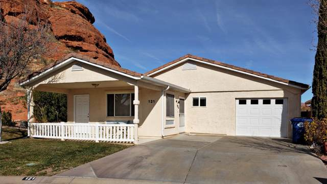 1050 W Red Hills #121, Washington, UT 84780 (MLS #20-210169) :: The Real Estate Collective