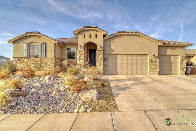 305 Nagano Dr, St George, UT 84790 (MLS #20-210172) :: Diamond Group