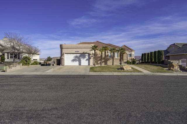 99 S 2000 E, St George, UT 84790 (MLS #20-210174) :: Diamond Group