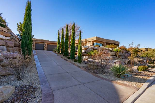 2056 Stone Canyon Dr, St George, UT 84790 (MLS #20-210187) :: The Real Estate Collective