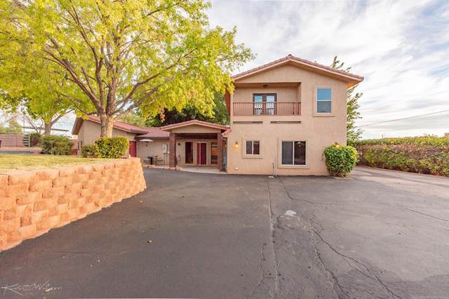 1202 N 1100 W, St George, UT 84770 (MLS #20-210195) :: The Real Estate Collective