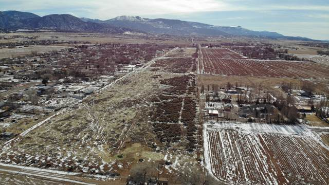 30 Acres Apprx 4405 N Dr, Cedar City, UT 84721 (MLS #20-210216) :: The Real Estate Collective