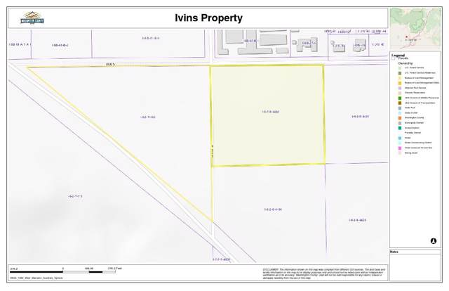 800 S Hwy 91, Ivins, UT 84738 (MLS #20-210268) :: Red Stone Realty Team