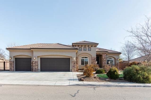 2627 S 2350 E St, St George, UT 84790 (MLS #20-210281) :: Remax First Realty