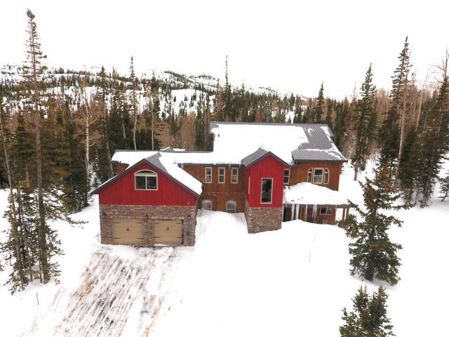 558 E Old Mill Rd, Brian Head, UT 84719 (MLS #20-210283) :: Remax First Realty