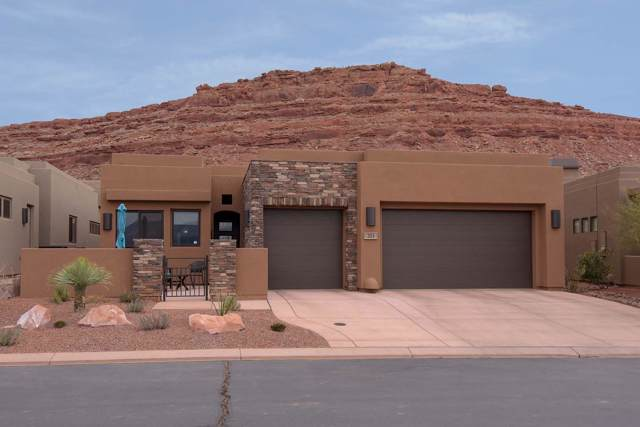 2139 W Cougar Rock #203, St George, UT 84770 (MLS #20-210286) :: Langston-Shaw Realty Group