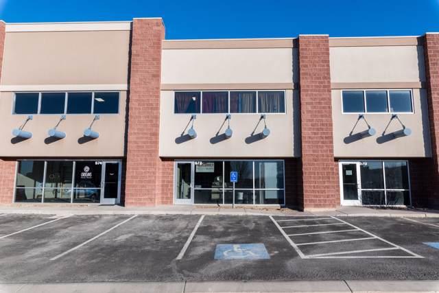 572 N 1450 W, Cedar City, UT 84721 (MLS #20-210287) :: Remax First Realty