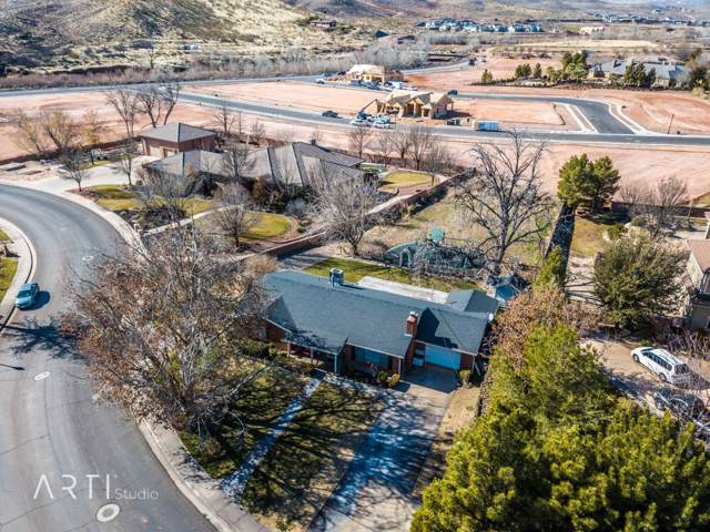 1283 Old Farm Rd, Santa Clara, UT 84765 (MLS #20-210299) :: Remax First Realty