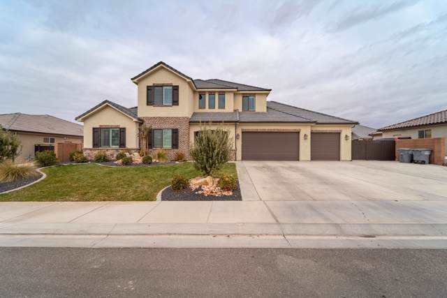 3117 Aster Dr, St George, UT 84790 (MLS #20-210301) :: Remax First Realty