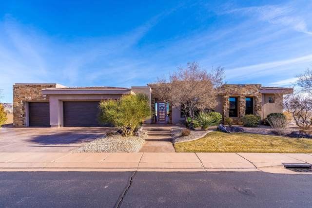 2065 W Rising Sun Drive, St George, UT 84770 (MLS #20-210302) :: John Hook Team