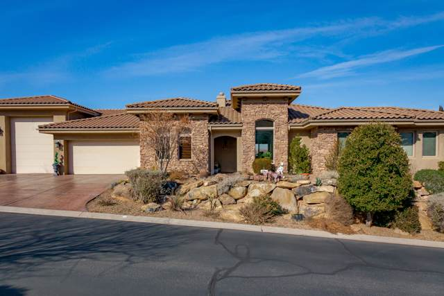 2255 S Hill Rd #5, St George, UT 84790 (MLS #20-210319) :: Remax First Realty