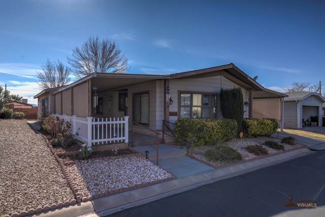 1526 N Dixie Downs Rd #4, St George, UT 84770 (MLS #20-210327) :: Remax First Realty