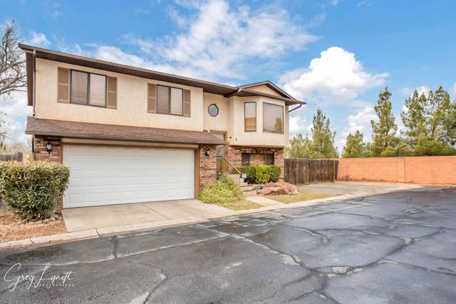 370 S Valley View Dr #5, St George, UT 84770 (MLS #20-210328) :: Remax First Realty