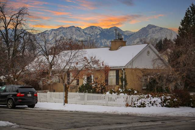 1704 Redondo Ave S, Salt Lake City, UT 84108 (MLS #20-210329) :: Red Stone Realty Team