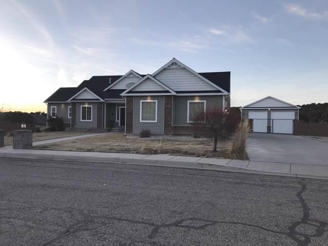 2926 W Eagle Ridge Lp, Cedar City, UT 84720 (MLS #20-210333) :: The Real Estate Collective