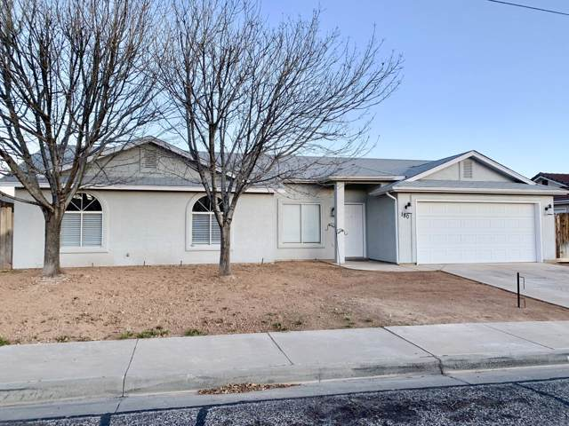 180 N 2000 E, St George, UT 84790 (MLS #20-210359) :: Remax First Realty