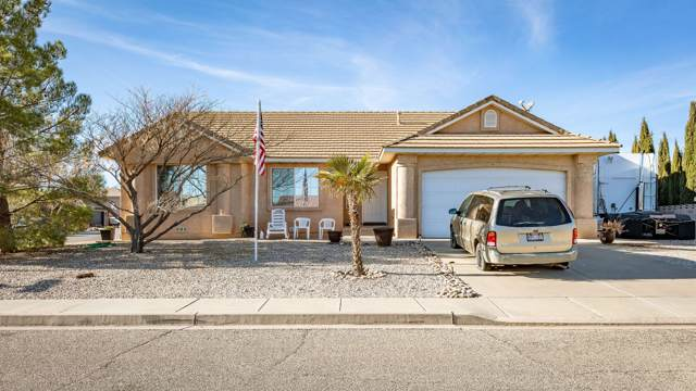 1960 S Obsidian Dr, St George, UT 84770 (MLS #20-210362) :: Remax First Realty
