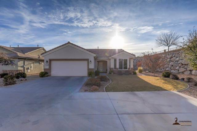 4307 S Ambassador Dr, St George, UT 84790 (MLS #20-210390) :: Langston-Shaw Realty Group