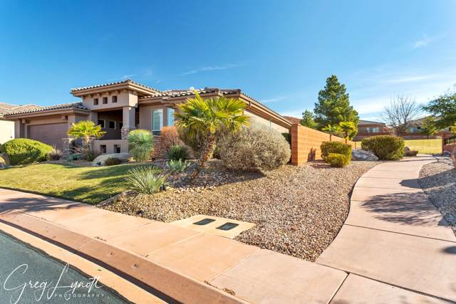 1795 N Snow Canyon Parkway #39, St George, UT 84770 (MLS #20-210403) :: The Real Estate Collective
