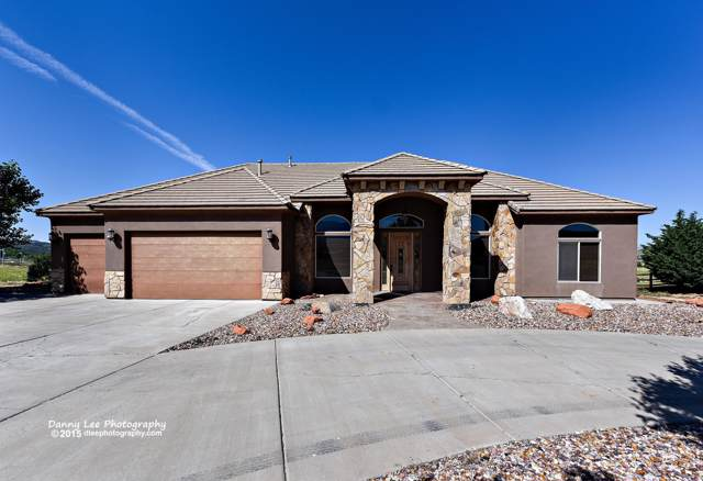 1337 N Canyon Trails Dr, Dammeron Valley, UT 84783 (MLS #20-210439) :: Langston-Shaw Realty Group