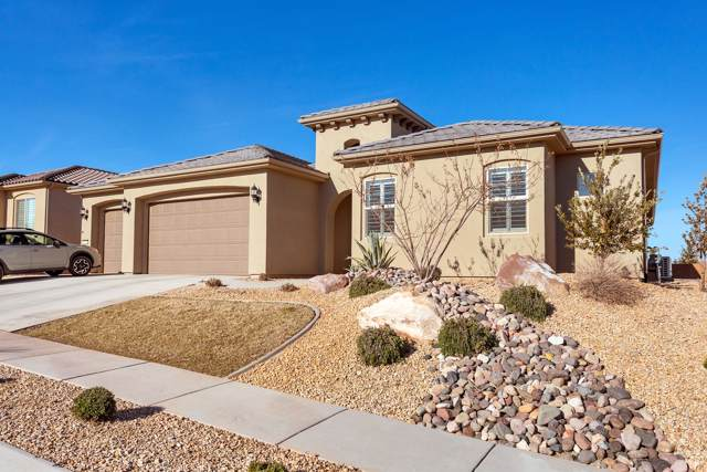 1344 W Silk Berry Dr, St George, UT 84790 (MLS #20-210440) :: Langston-Shaw Realty Group