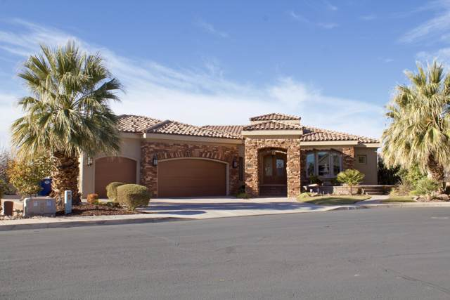 2964 Slate Ridge Cir E, St George, UT 84790 (MLS #20-210499) :: St George Team