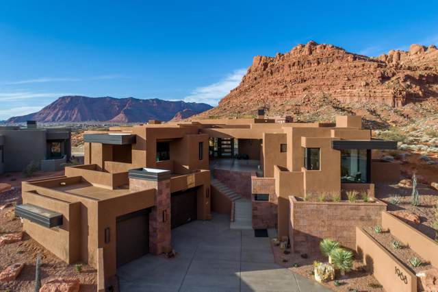 1968 W Cougar Rock Cir, St George, UT 84770 (MLS #20-210518) :: The Real Estate Collective