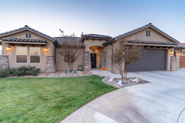 2596 S Little Valley Rd, St George, UT 84790 (MLS #20-210542) :: Platinum Real Estate Professionals PLLC