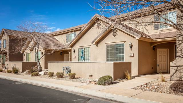 3439 S Barcelona #23, St George, UT 84790 (MLS #20-210555) :: The Real Estate Collective