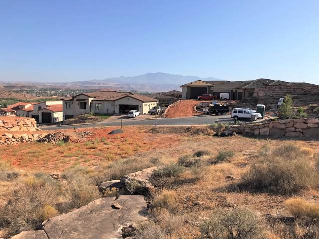 2520 E 1520 S Stone Cove Lot #15, St George, UT 84790 (MLS #20-210592) :: Langston-Shaw Realty Group
