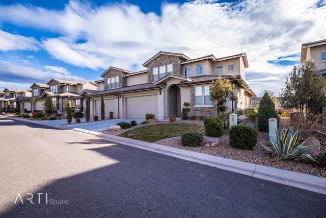 1064 N Casitas Hill Lp, Washington, UT 84780 (MLS #20-210626) :: The Real Estate Collective