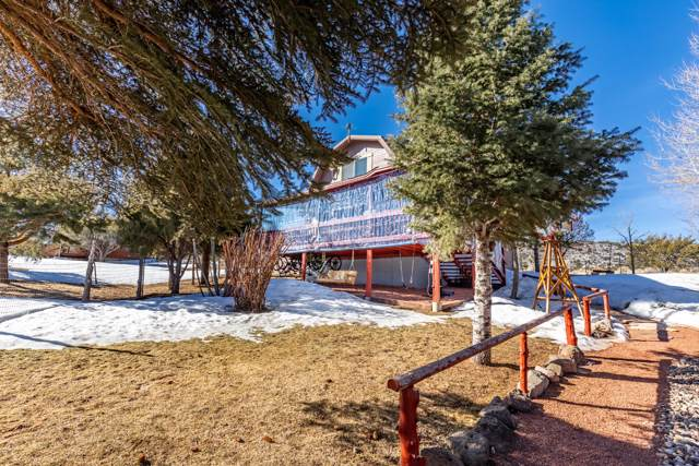 857 W Carter Cir, Pine Valley, UT 84781 (MLS #20-210633) :: The Real Estate Collective