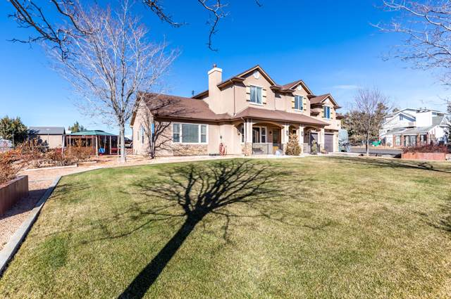 507 N Spanish Trail Dr, Veyo, UT 84782 (MLS #20-210636) :: Remax First Realty