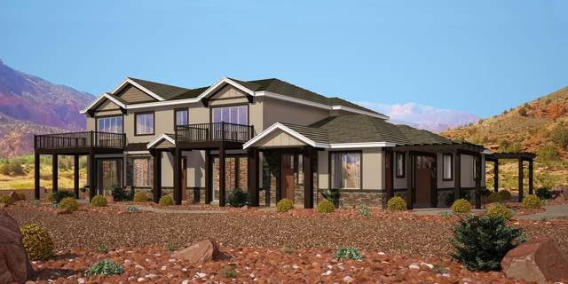 101 Trapper Circle F, Springdale, UT 84767 (MLS #20-210652) :: Remax First Realty