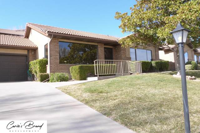 567 Ridgeview Dr, St George, UT 84770 (MLS #20-210663) :: Diamond Group