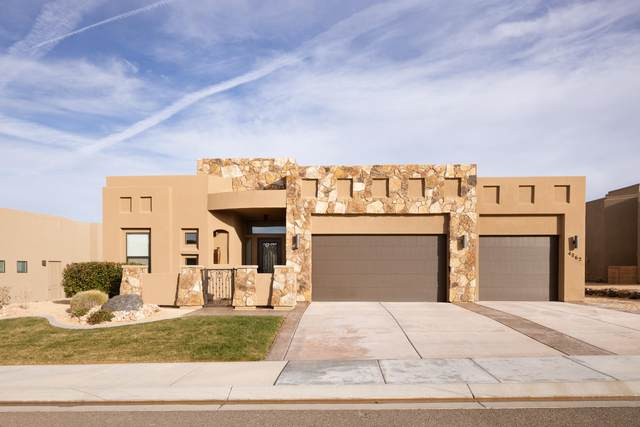4862 N White Rocks Dr, St George, UT 84770 (MLS #20-210713) :: The Real Estate Collective