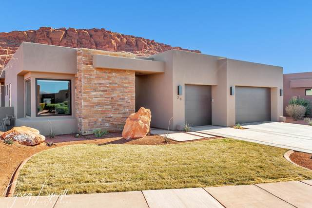 2336 W Entrada #20, St George, UT 84770 (MLS #20-210722) :: The Real Estate Collective