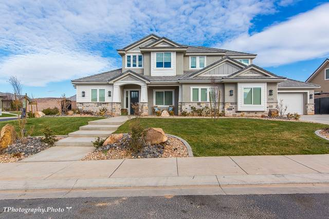 2535 E 3000 Cir S, St George, UT 84790 (MLS #20-210756) :: The Real Estate Collective