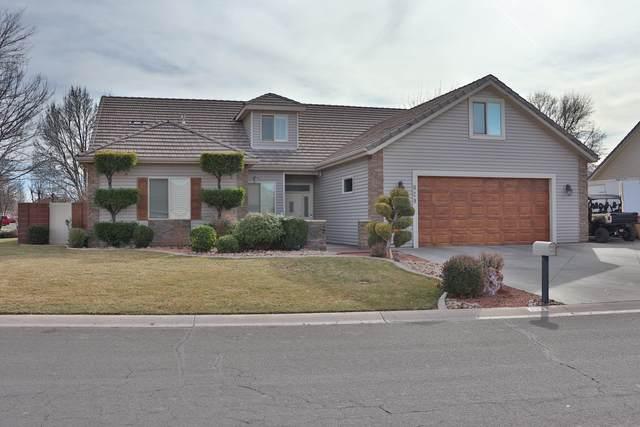 829 Cantera Dr, Washington, UT 84780 (MLS #20-210783) :: The Real Estate Collective