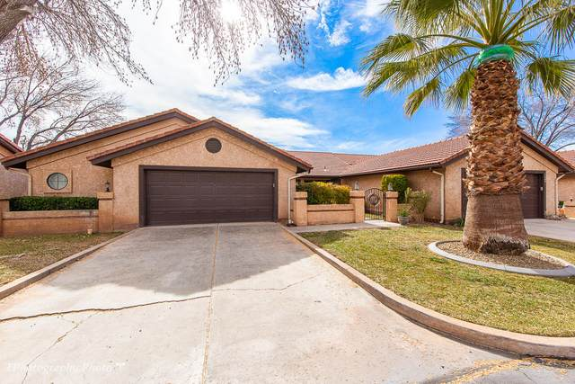 385 W Brigham Rd #1501, St George, UT 84790 (MLS #20-210794) :: The Real Estate Collective